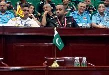 The Pakistani delegation was absent at the first military co-operation meet of the Shanghai Cooperation Organisation (SCO), organised by the Defence Ministry in New Delhi. | ANI