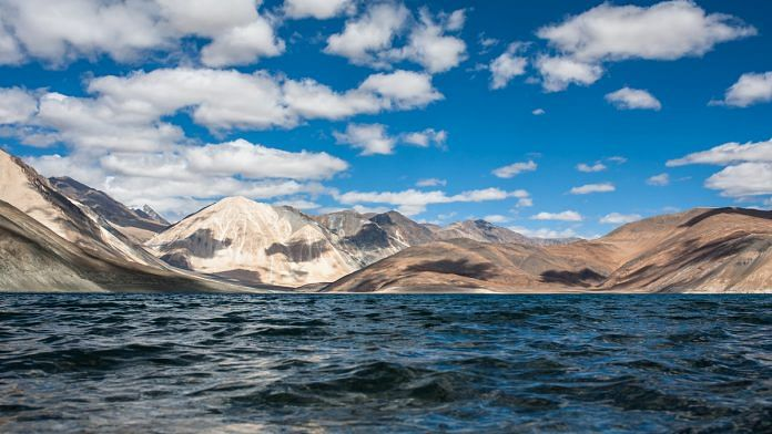 Pangong lake | Commons