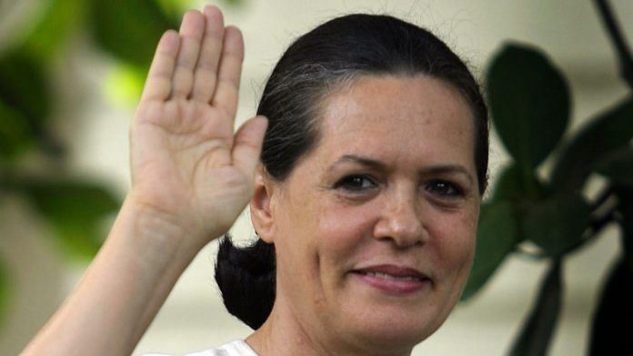 Sonia Gandhi   File photo   Amit Bhargava/Bloomberg News