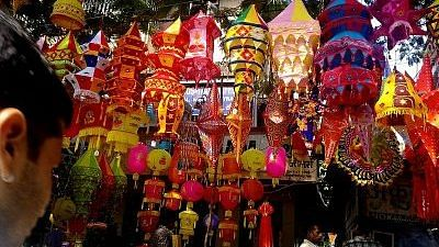 Chinese goods sold in India during Diwali (representational image) | Commons