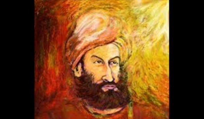 A painting of Mir Taqi Mir | YouTube