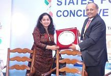 Shamika Ravi, member of the PM's Economic Advisory Council at the States' Policy Conclave 2019 organised by the PHD Chamber of Commerce & Industry | Twitter