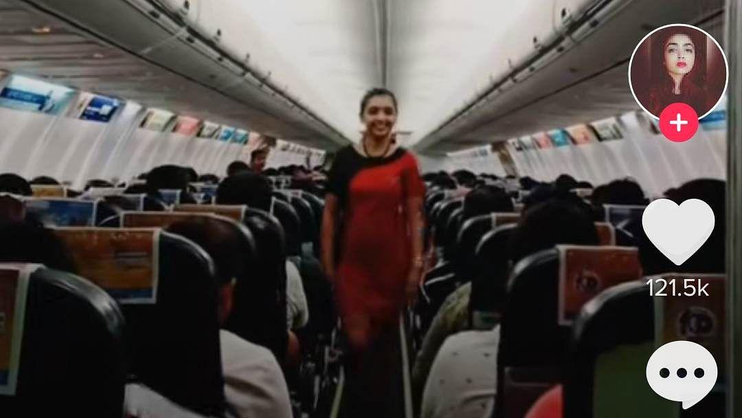 Dgca To Counsel Airline Crew As Mid Flight Tiktok Videos Flood The Web