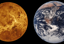 Venus in comparison to Earth | Needpix.com