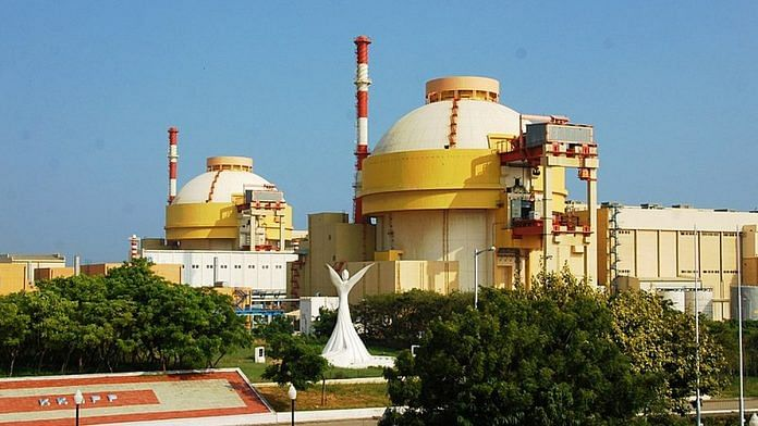India's largest civil nuclear facility, the Kudankulam Nuclear Power Plant (KNPP) in Tamil Nadu | Commons