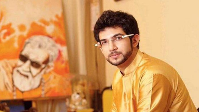File photo Aaditya Thackeray | Facebook