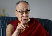 File image of the Dalai Lama | Photo: Suraj Singh Bisht | ThePrint