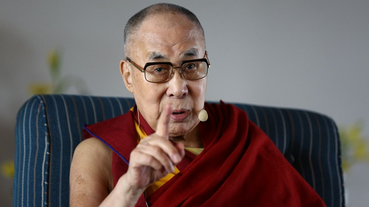 Dalai Lama tweets about farmers amid protests in Delhi, deletes post an hour later