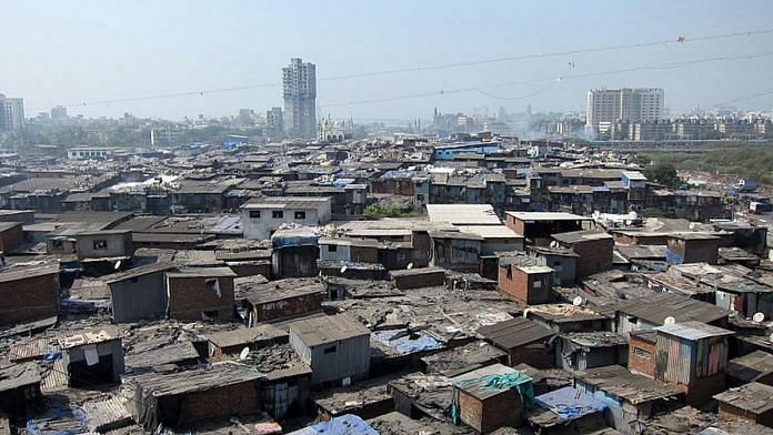 A slum in Mumbai | Representational Image | Wikimedia Commons