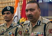 Jammu and Kashmir's Director General of Police Dilbagh Singh