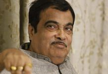 File image of Union minister Nitin Gadkari | Photo: Praveen Jain | ThePrint