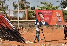 Preparations for India-China Summit