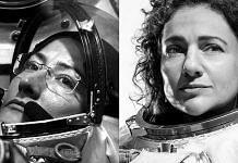 NASA's Christina Koch and Jessica Meir conducted first female spacewalk   Twitter @NASA