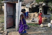 A toilet block in a village in Bhopal District, Madhya Pradesh | Photo: Anindito Mukherjee | Bloomberg