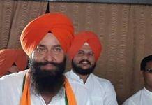 File photo of Bakshish Singh Virk