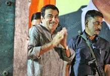 Union Minister for Road Transport and Highways Nitin Gadkari | Praveen Jain | ThePrint