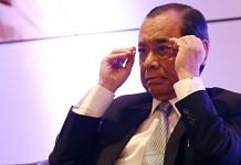 A file photo of Chief Justice of India Ranjan Gogoi. | Photo: Suraj Singh Bisht/ThePrint