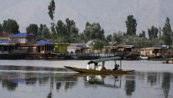 A file photo of Srinagar| Photo | Praveen Jain | ThePrint