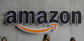 Employees at reception area at the Amazon Inc. campus in Hyderabad, India | Representational image | Photo: Dhiraj Singh | Bloomberg