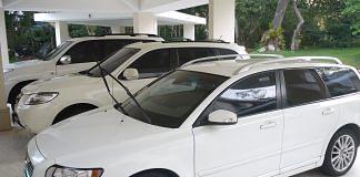 Bulletproof cars