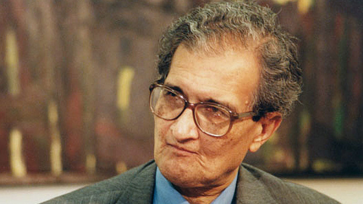 Amartya Sen said no democracy, with a free press, has ever had major famines