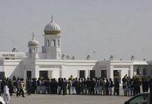 Kartarpur Sahib gurudwara in Pakistan | Photo: Praveen Jain | ThePrint