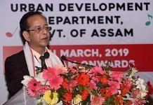 NRC coordinator in Assam H.D. Sarma