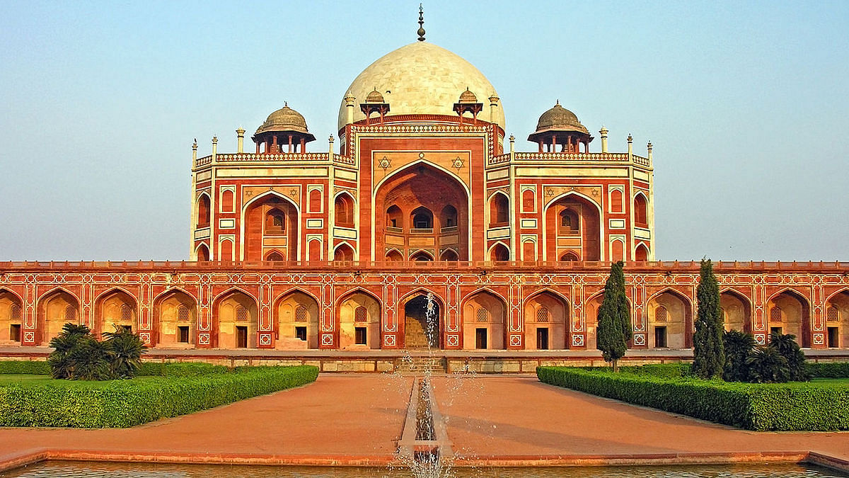 First woman builder in Mughal rule, gave Delhi Humayun's Tomb