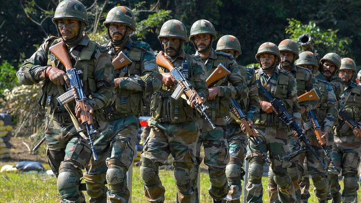 Indian Army's new Integrated Battle Groups to be introduced in ...