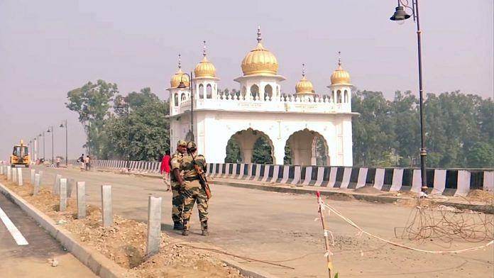 Kartarpur Corridor Opened