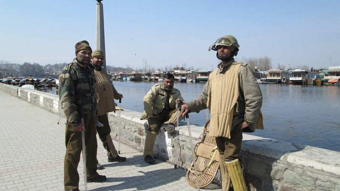 File photo of Kashmir police | Commons