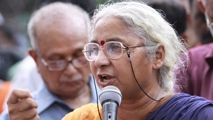 Medha Patkar / Wikimedia commons