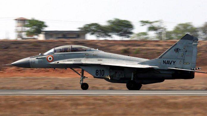 MiG29K