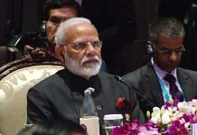 PM Narendra Modi at the RCEP Summit in Bangkok, Thailand | ANI