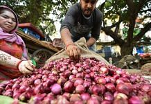 Stock limits imposed on onions under the Essential Commodities Act led to skyrocketing prices late last year   File photo: PTI