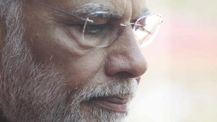 File photo of PM Narendra Modi | Praveen Jain | ThePrint