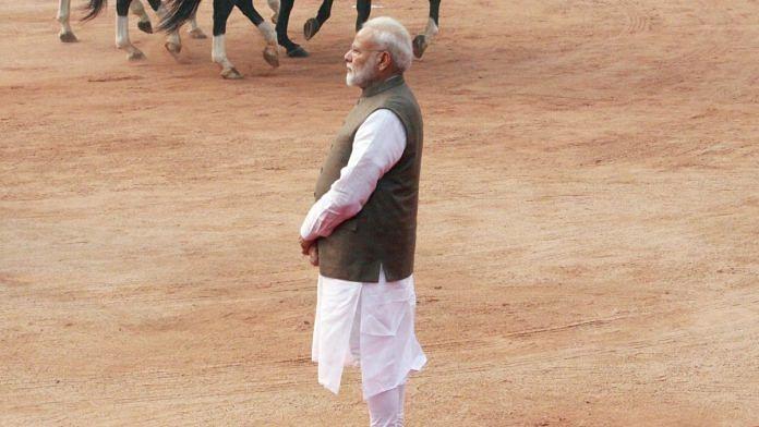 File photo | PM Narendra Modi in New Delhi | Praveen Jain | ThePrint