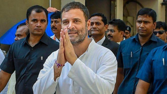 SC closes contempt case against Rahul Gandhi