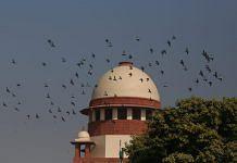 The Supreme Court in New Delhi| Photo: Manisha Mondal | ThePrint