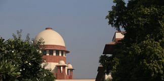 The Supreme Court of India | Photo : Manish Mondal | ThePrint