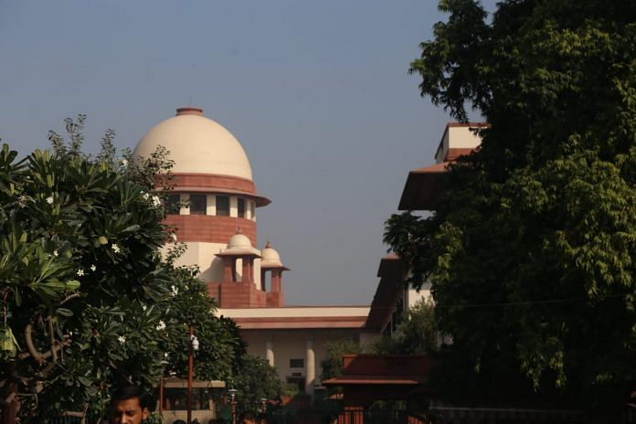 The Supreme Court of India | Photo : Manish Mondal | ThePrint