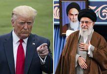 Donald Trump and Ayatollah Khameini
