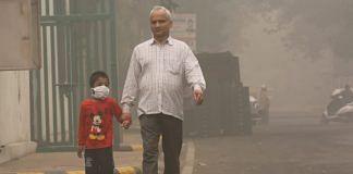 A file photo of pollution clouding Delhi's air | Suraj Singh Bisht | ThePrint