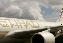 File photo of Etihad Airways | Photo by Patrick Riviere | Getty Images via Bloomberg