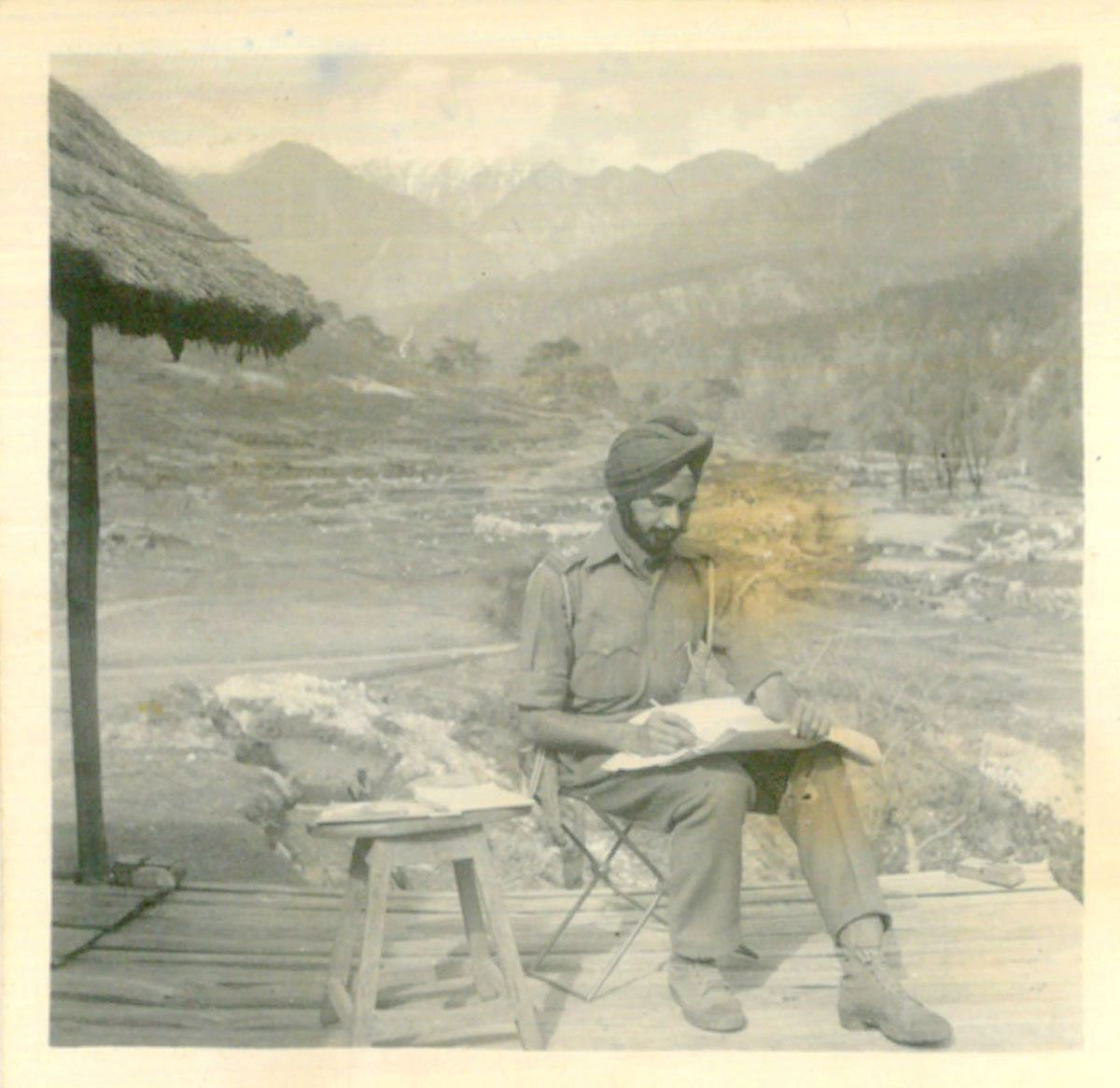 A file photo of Walong veteran Brigadier Kuldip Singh (retd). By special arrangement.