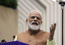 File photo of Prime Minister Narendra Modi | Photo: Praveen Jain | ThePrint