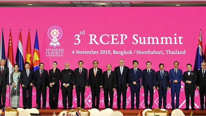 Pacific countries sign RCEP trade deal without India