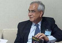 Rajiv Kumar, Vice Chairman of the NITI Aayog | Twitter/@RajivKumar1
