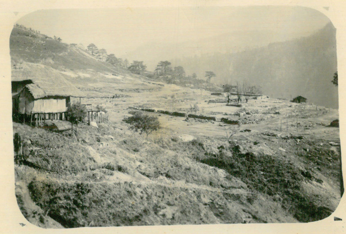A file photo of the Walong sector. By special arrangement.