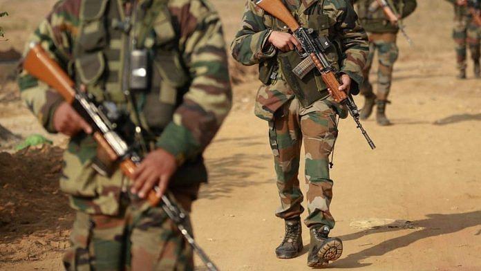 Indian Army (representational image) | Photo: PTI